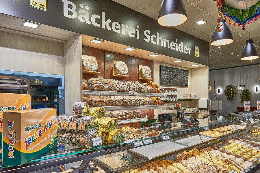Bäckerei Schneider in Bergheim - Niederaussem